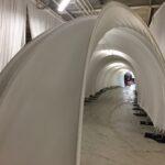 Tunnel Rounds Corner