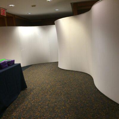 WaveLengths portable walls