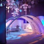 Fabric Archways