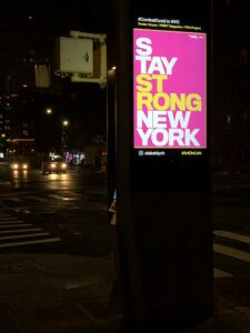 stay strong NY