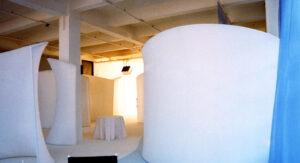 Portable walls of Antimicrobial fabrics