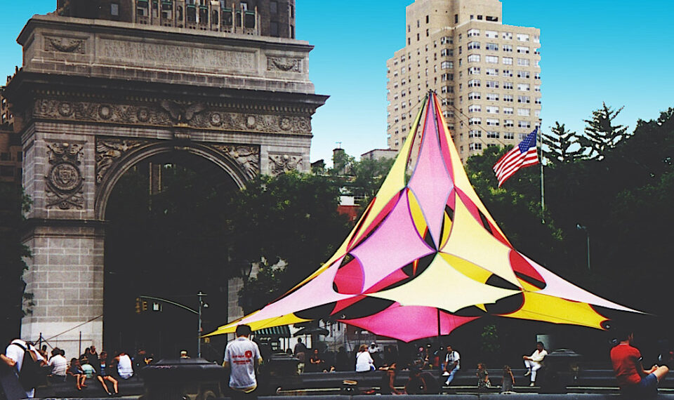 Out of Doors Fabric Structures are still highlighting events and festivals